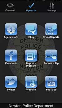 Submitting Crime Tips | Newton Police Department - Newton, NJ