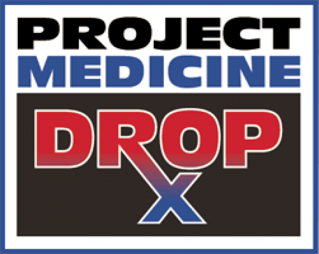 A SAFE AND SECURE WAY TO DISPOSE OF PRESCRIPTION DRUGS